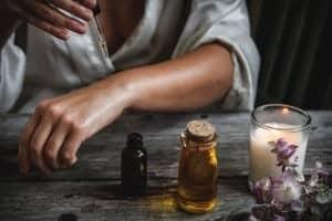 Aceites portadores para aceites esenciales