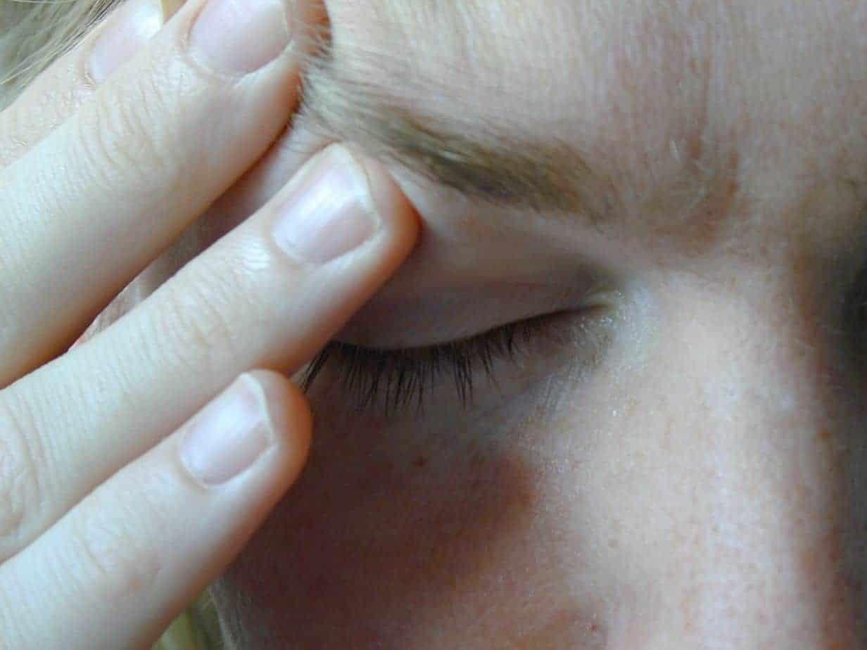 Aceite esencial para el dolor de cabeza