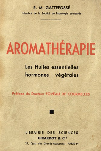origen de la aromaterapia
