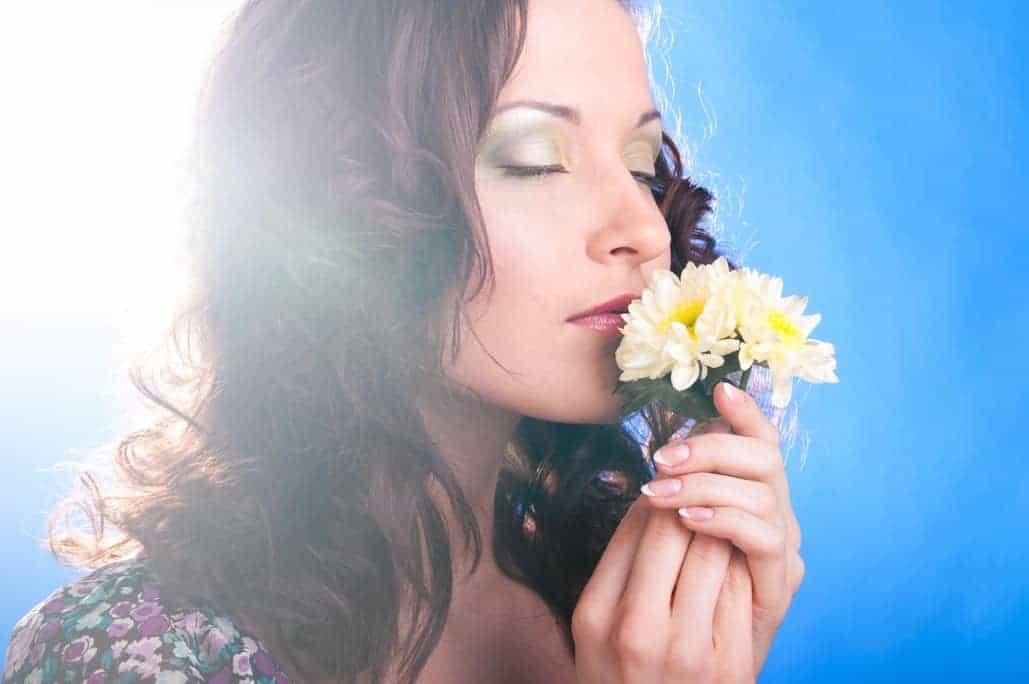 Aromaterapia y el olfato