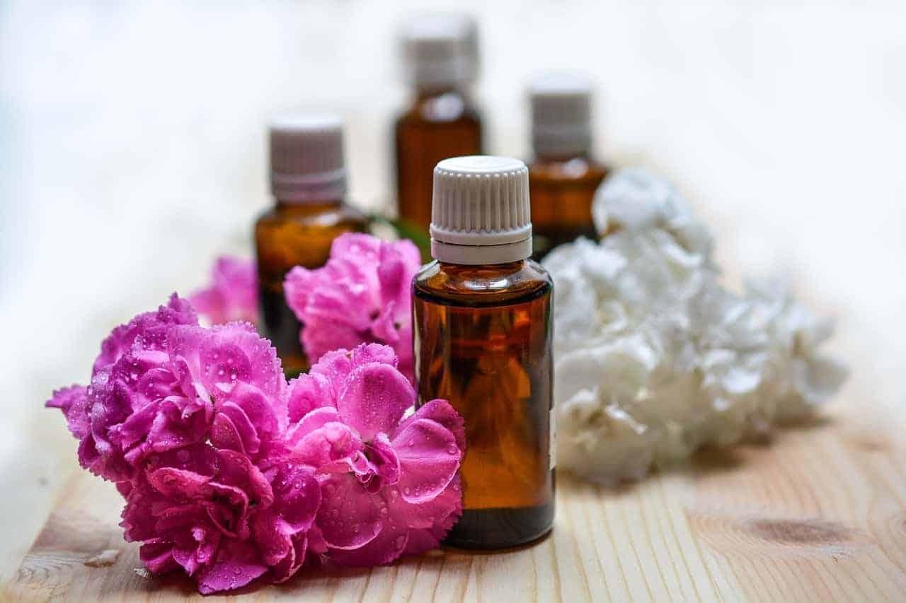 Combinaciones con aceites esenciales para aromaterapia