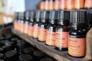 botiquin de aceites esenciales