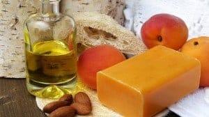 El aceite de semilla de albaricoque